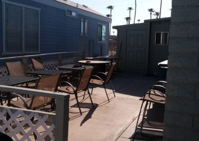 Public RV Park in Yuma
