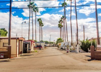 Gold Water RV Park Yuma